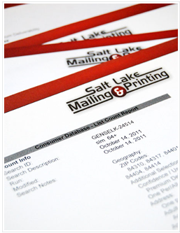 Salt Lake Mailing Offering Business Mailing Lists and More.
