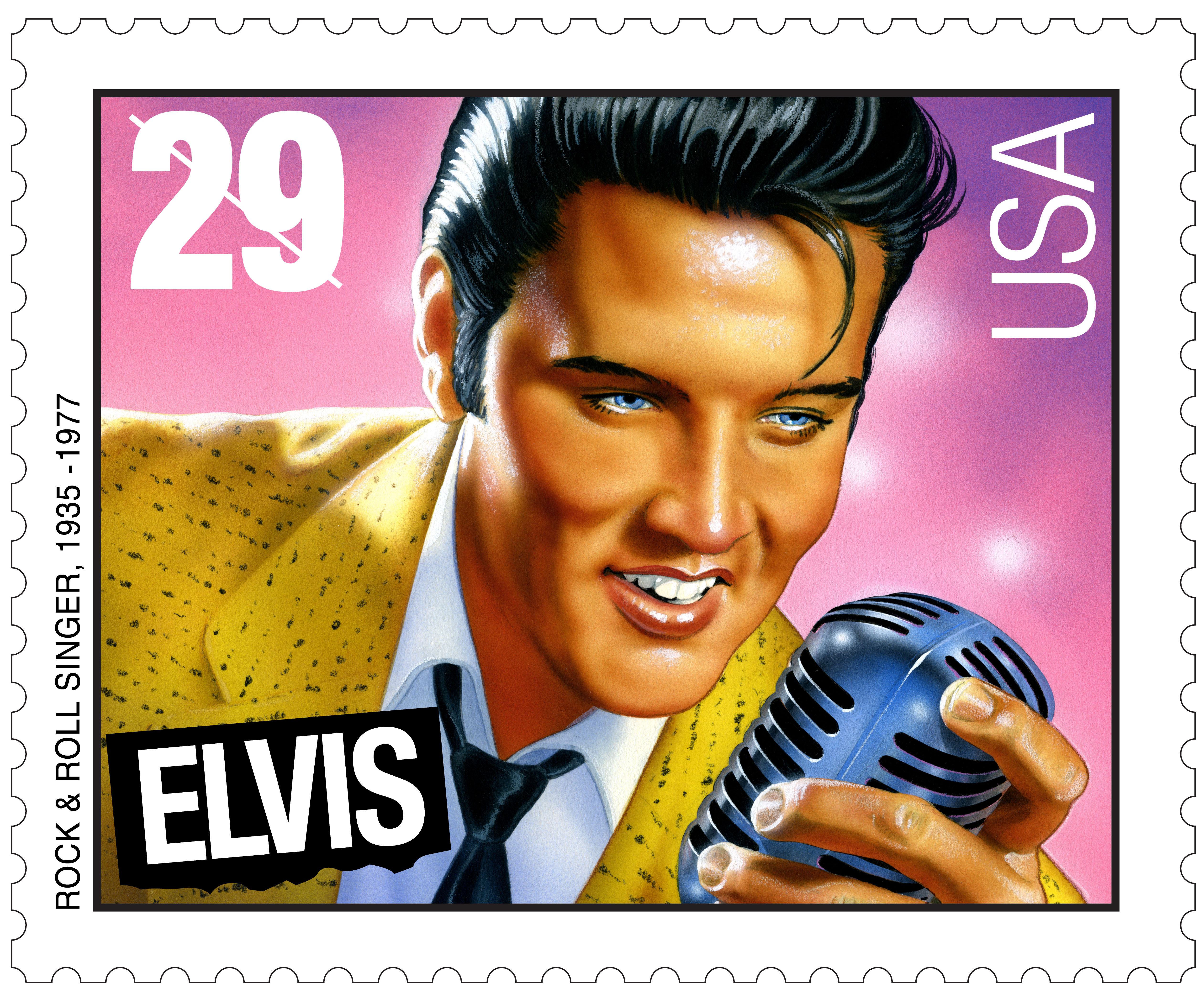 Some of the Most Famous Stamps in USPS History