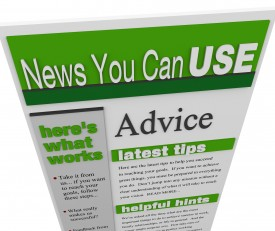 Design a newsletter people will actually read